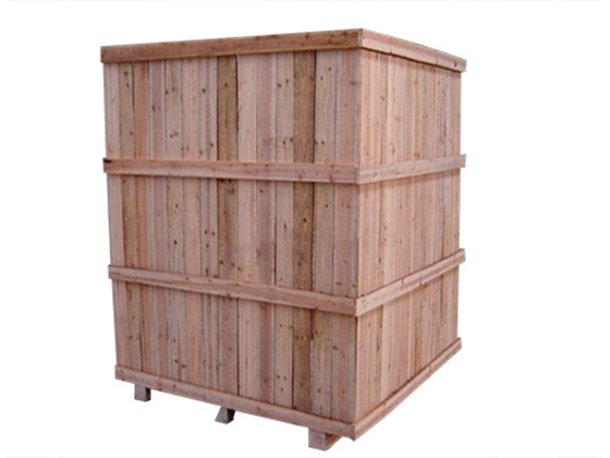 免熏蒸木箱
